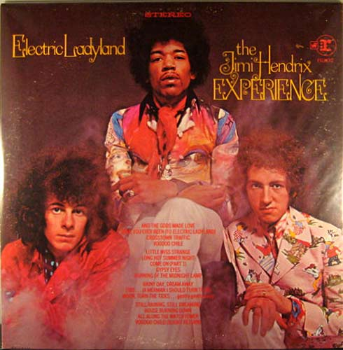 Electric Ladyland Album Cover