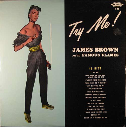 VinylBeat com: Album Cover Gallery #7: Every James Brown