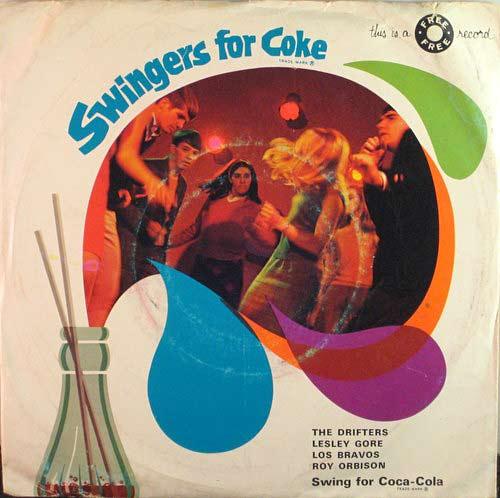 Image result for coca cola on album cover